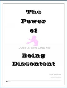 the-power-of-being-discontent